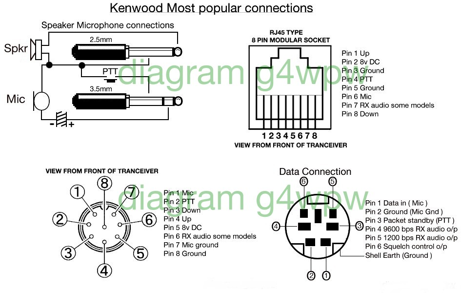 date D Mic Wiring Diagrams on