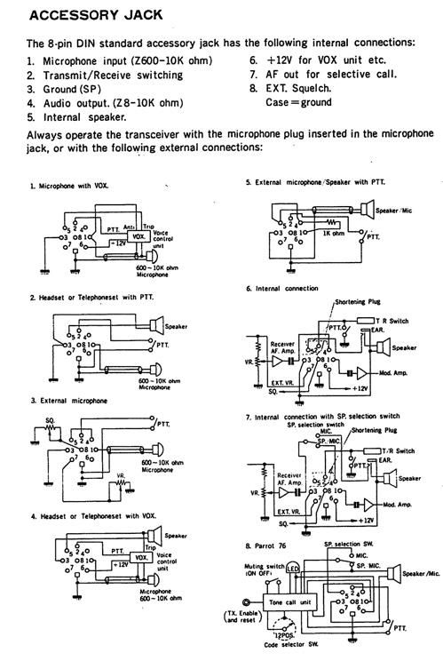 date Ft Yaesu Microphone Wiring Diagram on